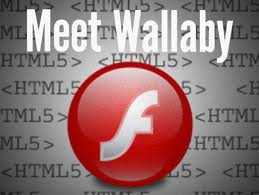 adobe Flash wallaby